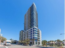 共管式独立产权公寓 for sales at Aria 1441 9th Ave. Unit 2001   San Diego, 加利福尼亚州 92101 美国