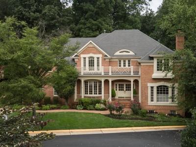 Einfamilienhaus for sales at 1214 Ingleside Avenue, Mclean  McLean, Virginia 22101 Vereinigte Staaten