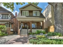 Vivienda unifamiliar for sales at Elegantly Renovated Family Home 126 Lawton Blvd   Toronto, Ontario M4V2A4 Canadá