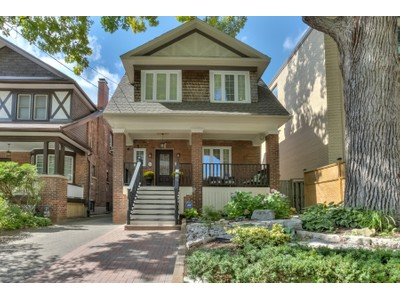 단독 가정 주택 for sales at Elegantly Renovated Family Home 126 Lawton Blvd  Toronto, 온타리오주 M4V2A4 캐나다