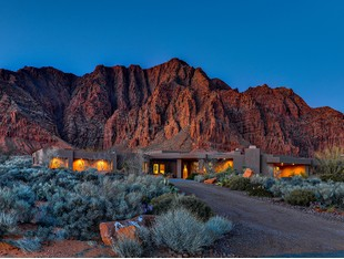 Villa for sales at Desert Living in Kayenta 1122 Wintook Dr Ivins, Utah 84738 Stati Uniti