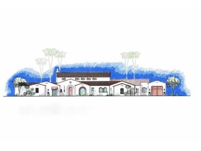단독 가정 주택 for sales at Custom Santa Barbara Inspired Build To Suit In Guard-gated Equestrian Manor 12028 N 60th Place Scottsdale, 아리조나 85254 미국