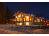 Casa Unifamiliar for sales at Premium Slope Side Custom Chalet 4121 Sundance Drive   Sun Peaks, British Columbia V0E 5N0 Canadá