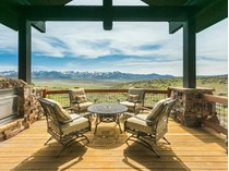 Vivienda unifamiliar for sales at Extraordinary Promontory home with perfect Ski-Mountain Views 7741 West Hills Trail   Park City, Utah 84098 Estados Unidos