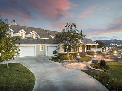 Single Family Home for sales at 4232 Prado De Los Pajaros  Calabasas, California 91302 United States