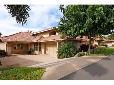 Condominio for sales at Hidden Treasure in the heart of Kihei 1566 Hihimanu Street Hokulani Golf Villas #133 Kihei, Hawaii 96753 Stati Uniti