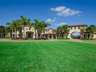 단독 가정 주택 for sales at 5300 Ascot Terrace  Southwest Ranches, 플로리다 33331 미국
