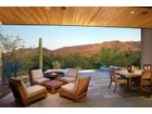 Single Family Home for  sales at Fully Furnished Contemporary Retreat in The Villas at Miraval 5000 E Via Estancia Miraval #7  Tucson, Arizona 85739 United States