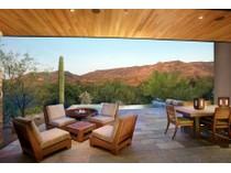 Maison unifamiliale for sales at Fully Furnished Contemporary Retreat in The Villas at Miraval 5000 E Via Estancia Miraval #7   Tucson, Arizona 85739 États-Unis