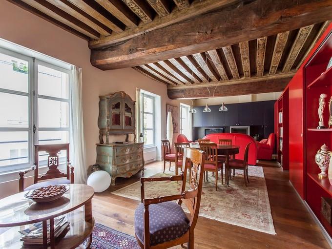 Single Family Home for sales at Saint Louis PM  Paris, Paris 75004 France