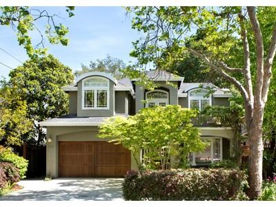 Villa for sales at Elegant Community Center Gem 860 Lincoln Ave Palo Alto, California 94301 Stati Uniti