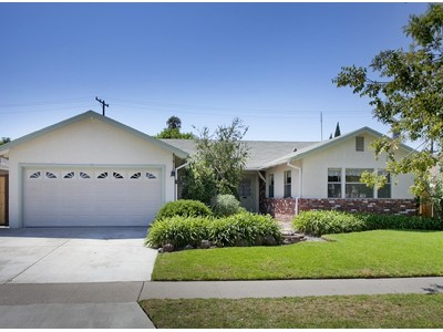 Single Family Home for sales at Charming One Level Home 615 S. Bronwyn Drive Anaheim, California 92804 United States
