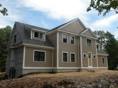Single Family Home for sales at Newly Constructed Colonial in Cape Neddick 131 Shore Road York, Maine 03902 United States