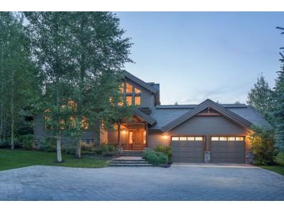 Vivienda unifamiliar for sales at Comfortable Multi-Level Home  Sun Valley, Idaho 83353 Estados Unidos