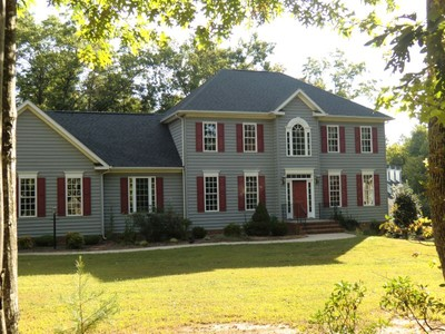 Single Family Home for sales at Fredericksburg 13914 Yarbrough Ct Fredericksburg, Virginia 22407 United States