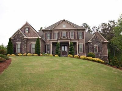 Casa Unifamiliar for sales at Exquisite Estate Home 500 Abbey Crest Way Canton, Georgia 30115 Estados Unidos