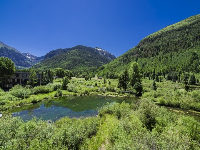 Condominium for sales at Riverview 2D 220 S Spruce Street 2D Telluride, Colorado 81435 United States