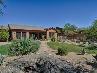 Single Family Home for sales at Picture Perfect North Scottsdale Home 24657 N 77th Street Scottsdale, Arizona 85255 United States