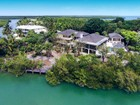 Einfamilienhaus for sales at Truly Unique Waterfront Home at Ocean Reef 28 Cardinal Lane Key Largo, Florida 33037 Vereinigte Staaten