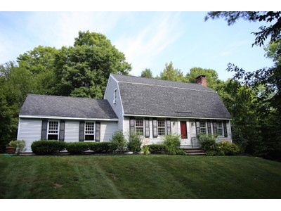 Single Family Home for sales at Charming 3 Bedroom Gambrel with Addition 108 Job Seamans Acres New London, New Hampshire 03257 United States