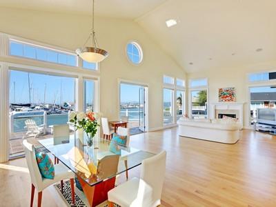 Nhà ở một gia đình for sales at Paradise Cay Water Front Living 228 Jamaica Street Tiburon, California 94920 Hoa Kỳ