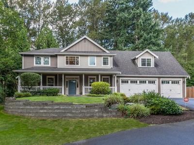 단독 가정 주택 for sales at Magnificent Bothell Estate 9520 NE 188th Street Bothell, 워싱톤 98011 미국