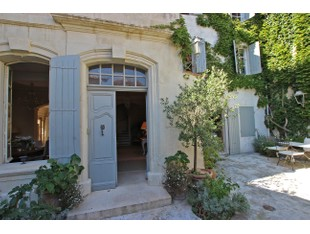 Townhouse for sales at delightful townhouse from 1745 in the heart of fontvieille- Provence  Fontvieille, Provence-Alpes-Cote D'Azur 13890 France