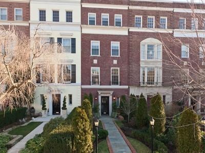 Maison de ville for sales at Kalorama 2206 Wyoming Avenue Nw Washington, District De Columbia 20008 États-Unis