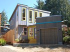 Maison unifamiliale for  sales at Stylish New Home 37357 4th St. Neahkahnie, Oregon 97131 États-Unis