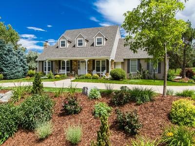Einfamilienhaus for sales at 5360 South Kearney Street  Greenwood Village, Colorado 80111 Vereinigte Staaten