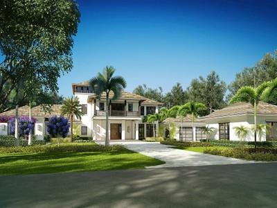 Single Family for sales at 1234 Gordon River Trl  Naples, Florida 34105 United States