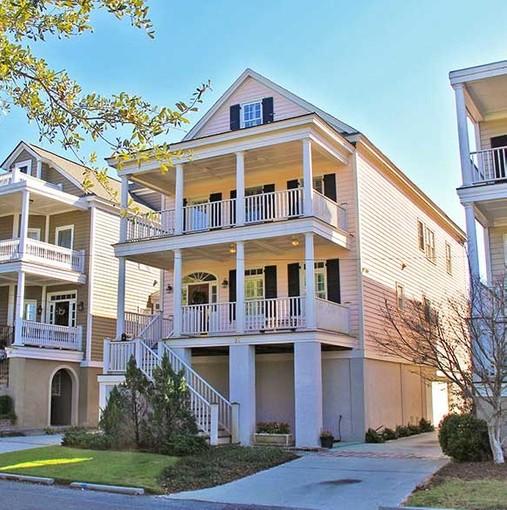 Villetta a schiera for sales at 91 Montagu 91 Montagu Street Charleston, Carolina Del Sud 29401 Stati Uniti