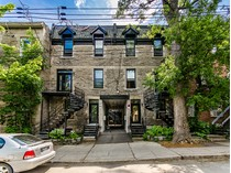 Casa Multifamiliar for sales at Montréal Downtown 1580-1590 Rue de Champlain   Montreal, Quebec H2L2S4 Canadá