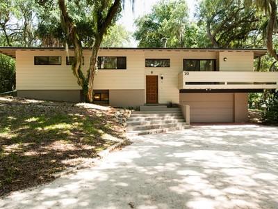 Casa Unifamiliar for sales at Ocean Pines 20 Ocean Pines Dr. St. Augustine, Florida 32080 Estados Unidos