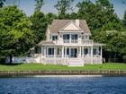 Single Family Home for  sales at Edenton Bay Waterfront 108 Hardy's Hill Lane Edenton, North Carolina 27932 United States