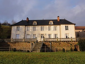 Single Family Home for sales at RHONE- PETIT CHATEAU FIN XVIII° SIECLE THIZY Other Rhone-Alpes, Rhone-Alpes 69240 France