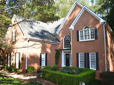 Single Family Home for sales at Beautifully Remodeled Traditional Home 1090 Charlton Trace Marietta, Georgia 30064 United States