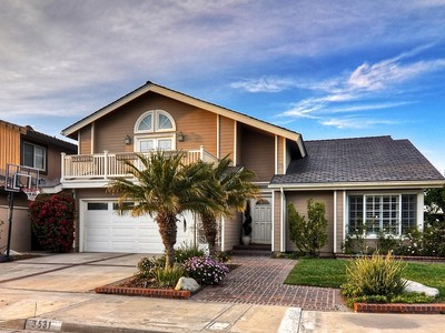 Single Family Home for sales at 3531 Aquarius Drive  Huntington Beach, California 92649 United States