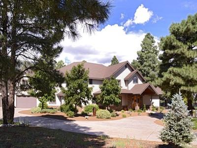 獨棟家庭住宅 for sales at Forest Survey Tract 7050 N Oakwood Pines DR  Flagstaff, 亞利桑那州 86004 美國