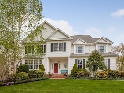 Einfamilienhaus for sales at Autum Ridge Subdivision 96 Laurel Ridge  Killingworth, Connecticut 06419 Vereinigte Staaten
