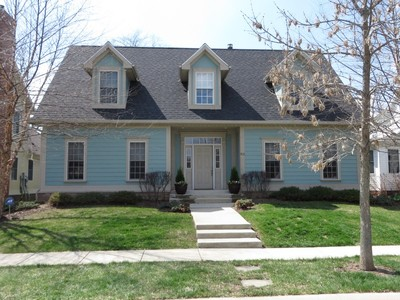Villa for sales at Delightful Home in Stonegate 6732 Jons Station Zionsville, Indiana 46077 Stati Uniti