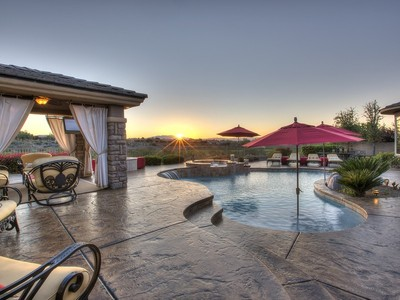 Single Family Home for sales at 15 Isleworth Dr  Henderson, Nevada 89052 United States