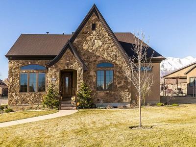 独户住宅 for sales at Beautiful Rambler in Highland 10764 Crestview Dr Highland, 犹他州 84003 美国