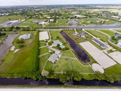 Fazenda / Quinta / Rancho / Plantação for sales at Hawks Nest Farm 15560 S. 46th Lane  Wellington, Florida 33414 Estados Unidos