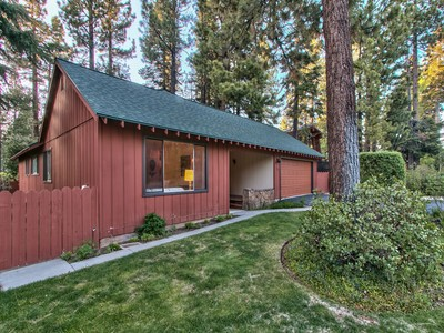 Single Family Home for sales at 205 Observation Drive   Tahoe City, California 96145 United States