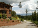 Property Of Mountaintop Estate Above Sandpoint