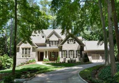 Single Family Home for sales at New Construction On Quiet Cul-de-sac Street 4982 Carol Lane   Sandy Springs, Georgia 30327 United States