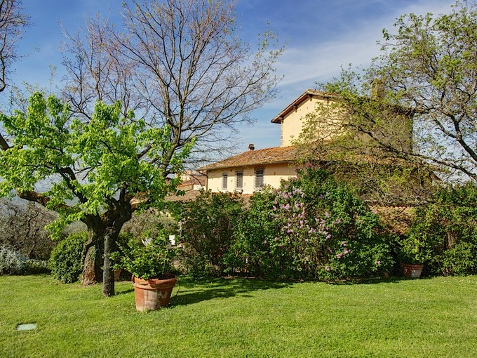 Single Family Home for sales at Charming villa in tuscan countryside Pelago Firenze, Florence 50060 Italy