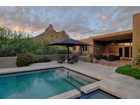 獨棟家庭住宅 for  sales at A True Architectural Masterpiece In The Heart Of Desert Highlands 10040 E Happy Valley Rd #777   Scottsdale, 亞利桑那州 85255 美國