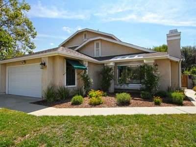 Single Family Home for sales at 1023 Yarrow Court  San Luis Obispo, California 93401 United States